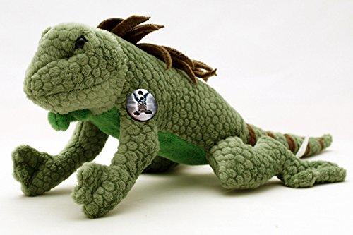 Iguane vert Lanzelot pogonas 29cm de peluche Lézard Par kuscheltiere. Biz