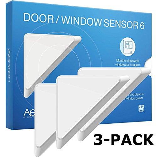 Aeon Labs ZW112A Door and Window Sensor 6 3 Pack
