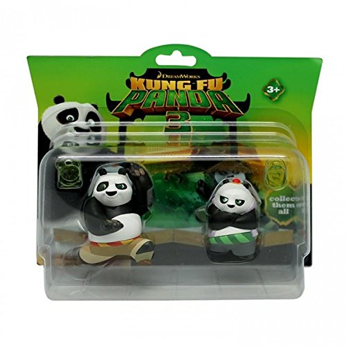 Direct FUN4560 Accessory Toys /& Games Po Pro-Motion Distributing Kung Fu Panda