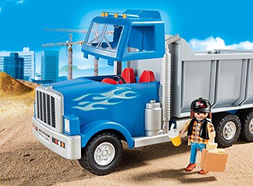 Camion à Benne Basculante Playmobil Construction - 5665 - 3