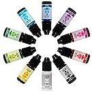 レジン用着色料 10色セット ひよこカラー レジン着色剤 ひよこレジン レジンカラー レジン液に色をつける