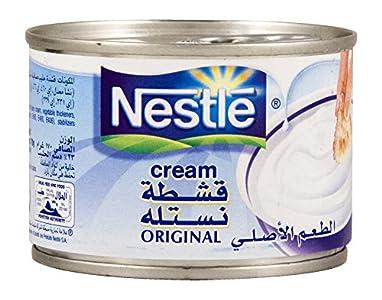 Nestlé Kaymak Crema de Leche Paquete de 170 Gramos