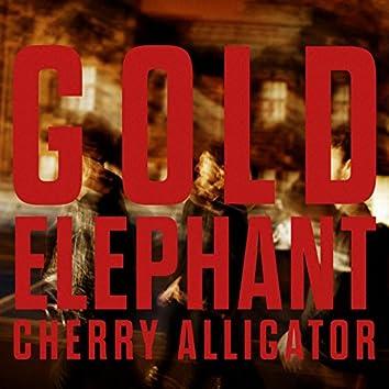 Gold Elephant: Cherry Alligator