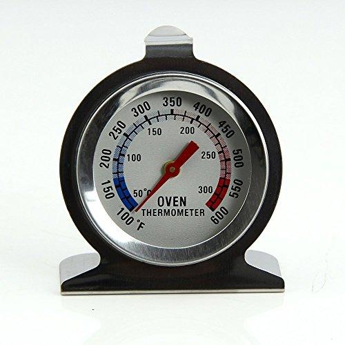 Termómetro (sonda) de cocina de acero inoxidable para medir la temperatura de...