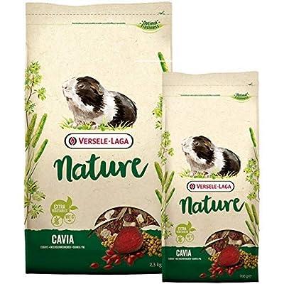 Versele Laga Nature Cavia Guinea Pig Food 2.3kg by Versele Laga