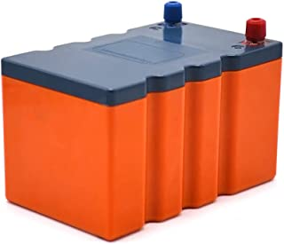 ECO-WORTHY Lithium-Iron Phosphate Battery 12 Volt 17Ah for RV, Solar, Marine, and Off-grid Applications