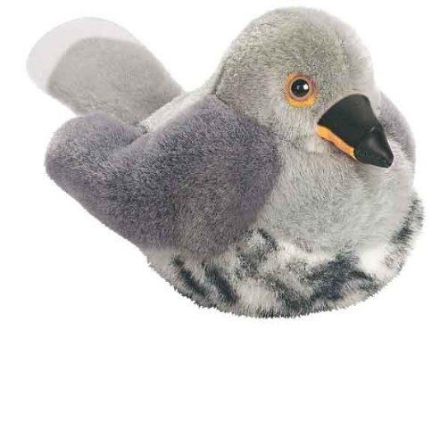 Wild Republic Oiseaux 13–16 cm avec véritable Coucou Oiseau appels en Peluche