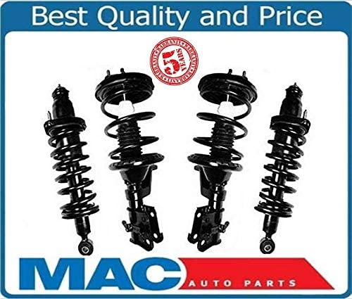 Mac Auto Parts 142904 Front Rear Strut With Coil Spri Don't miss the campaign Complete All stores are sold