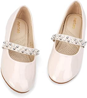 8853efd40d955 Amazon.com: Ivory - Shoes / Girls: Clothing, Shoes & Jewelry