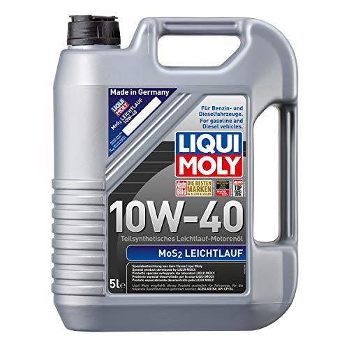 LIQUI MOLY 1092 MoS2 Leichtlauf 10W-40 5 l