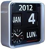 ORIUM - Horloge calendrier Flip Flap -