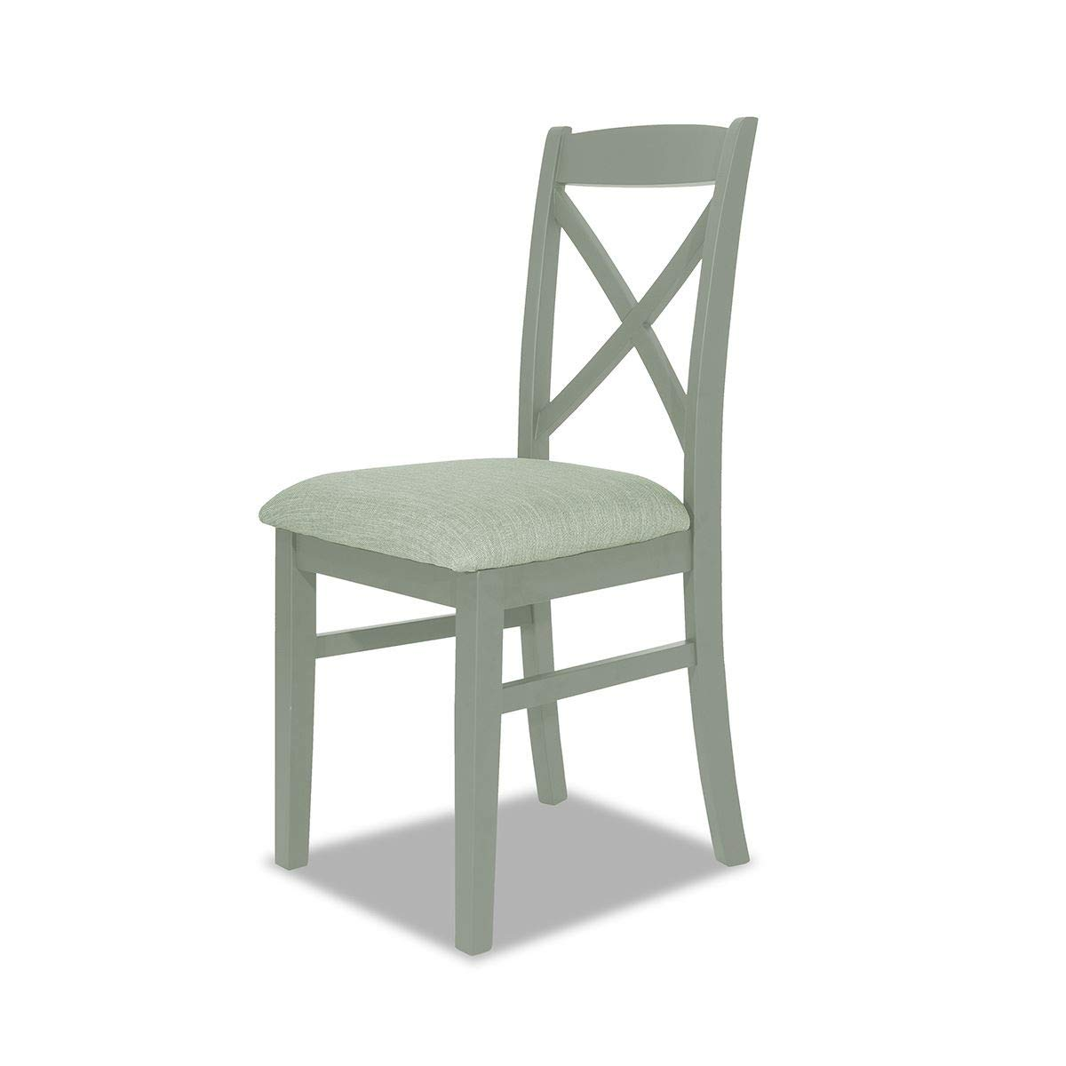 Florence High back chair sage green