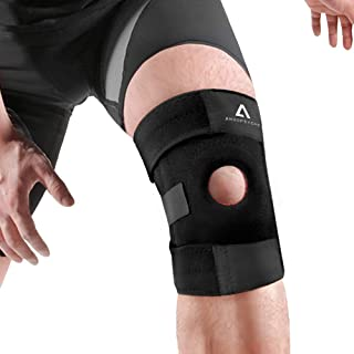 Knee Brace for ACL, LCL, MCL, Arthritis, Meniscus Tear, Knee Support for Men & Women, Sports Exercise with Adjustable Non-Slip Breathable Patella Stabilizer
