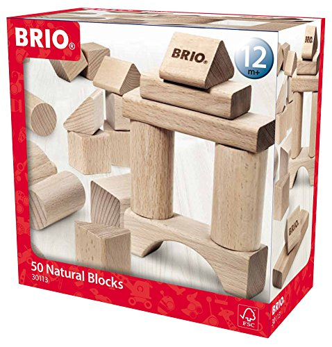 BRIO(ブリオ)『つみき50ピース』