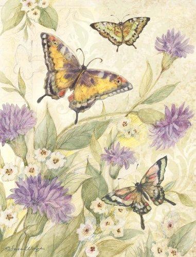 "LANG - Address Book - ""Morning Has Broken"", Artwork by Susan Winget - Lay-Flat, 3-Ring Binding - 6.5"" x 8.5"" x 1.75"""