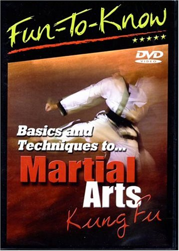 Fun To Know: Basics and Techniques to...Martial Arts/Kung Fu -  DVD, Stojlo, Elvis