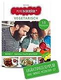 Meine Becherküche Band 7- Ergänzungsexemplar ohne Messbecher mit 15 Rezepten, Vegetarische Gerichte für Kinder und Erwachsene, Bekannt aus Die Höhle ... / Bekannt aus 'Die Höhle der Löwen')