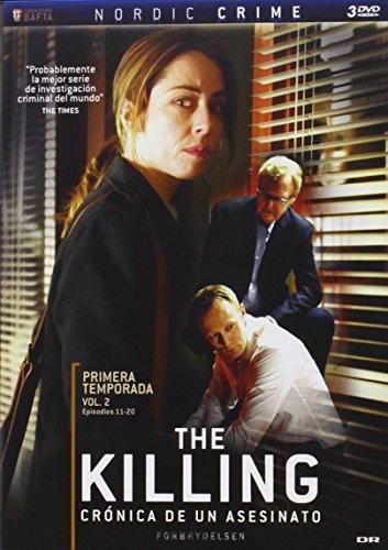 The Killing 1ª temporada vol 2 [DVD]