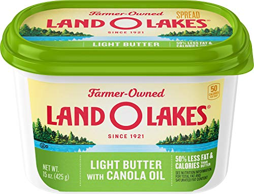 Land O Lakes Light Butter with Canola Oil, 15 oz.