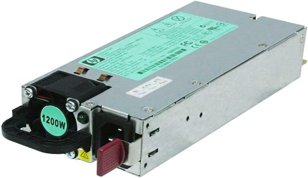 HPE 1200W AC Max 77% OFF NEW before selling ☆ Supply 500172-B21 Power