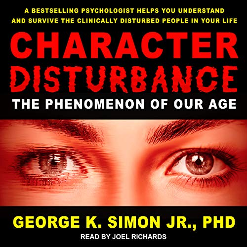 Character Disturbance cover art
