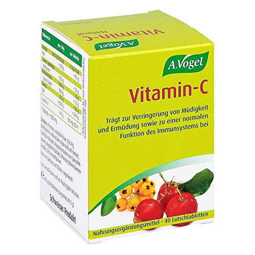 Vitamin C Lutschtabletten A.Vogel