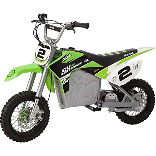 Razor Dirt Rocket SX500 McGrath Electric Motocross Bike - FFP