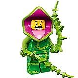 LEGO 71010 Minifigures Serie 14 Mostri - Mostro Pianta Mini Action Figure