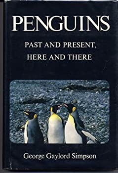 Hardcover Penguins: Past and Present, Here and There Book