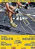Les Légendes du cyclisme - Coffret 3 DVD