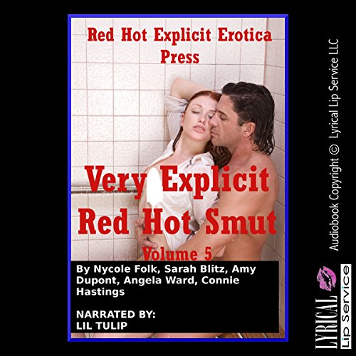 Very Explicit Red Hot Smut, Volume 5 cover art