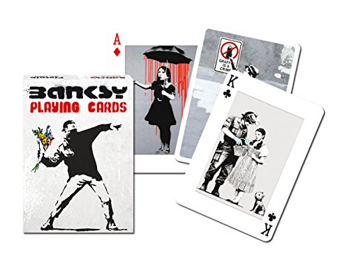 Banksy Cartes à jouer