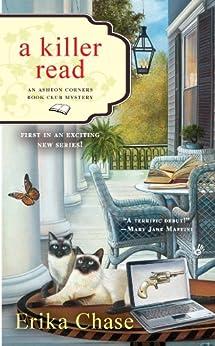 A Killer Read (Ashton Corners Book Club 1) by [Erika Chase]