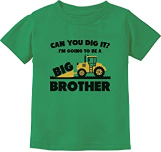 Going to Be Big Brother Gift for Tractor Loving Boys Toddler/Infant Kids T-Shirt