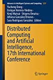 Distributed Computing and Artificial Intelligence, 17th International Conference (Advances in Intelligent Systems and Computing Book 1237)