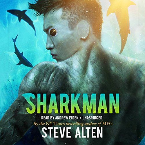 Sharkman cover art