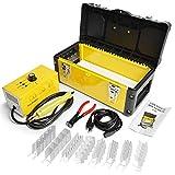 OIMERRY Plastic Welder Hot Stapler Kit with 800PCS Hot Staples, 110V Bumper Crack Repair Welding...