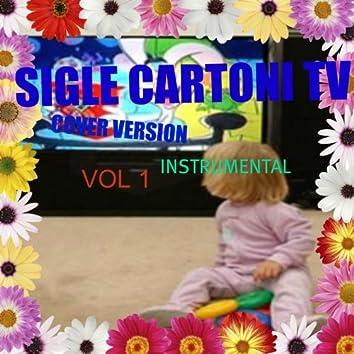 Sigle cartoni tv Instrumental, vol. 1