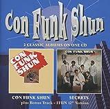 Songtexte von Con Funk Shun - Con Funk Shun / Secrets