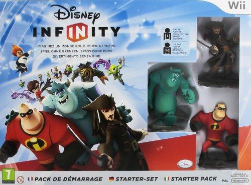 Disney Infinity: Starter-Set Wii (PEGI)