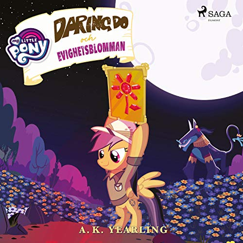 Daring Do och Evighetsblomman  By  cover art
