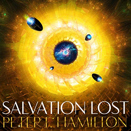 Salvation Lost cover art