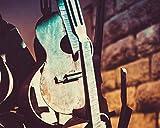 KAIASH Rompecabezas de 1000 Piezas para Adultos, niños, Rompecabezas de Madera, Grandes Juguetes de Bricolaje, decoración del hogar, Regalo, Instrumento Musical de Guitarra
