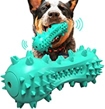 USWT Squeak Dog Molar Toy, Grind Teeth Stick Toothbrush with Sound for Dental Care