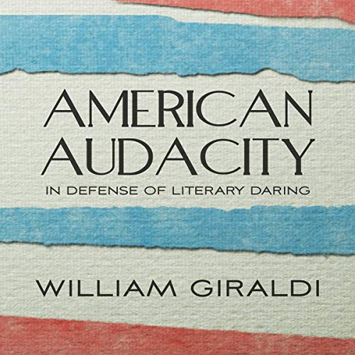American Audacity audiobook cover art