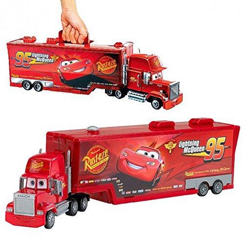 Disney Cars 2 - Mack Truck - Camion transporteur - tronco del veicolo