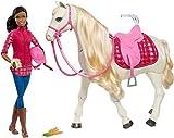 Barbie Dream Horse & Doll, Black Hair