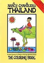Nancy Chandler's Thailand Coloring Book