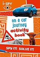 i-SPY On a Car Journey Activity Book (Collins Michelin i-SPY Guides)
