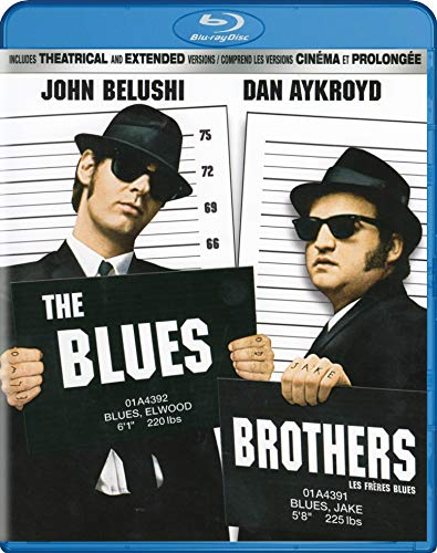 The Blues Brothers (Theatrical and Extended Versions) (Blu-ray)